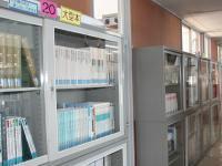 大型本の書棚